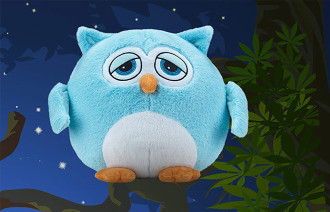 Dormeo Emotion Mini Owl